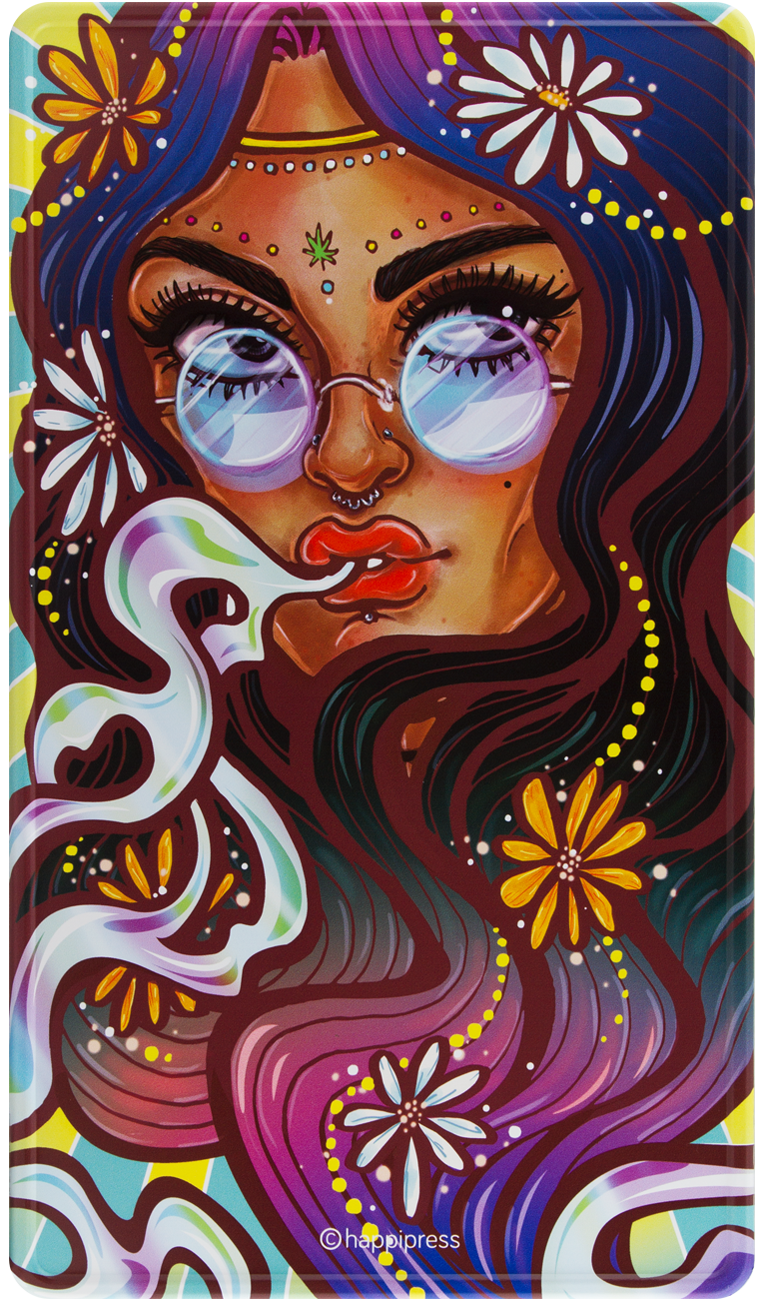 happilife wall decor posters the trippy hippie