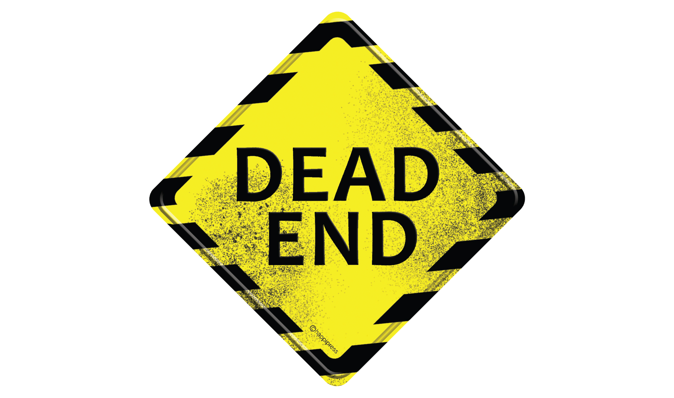 HappiLife :: Wall Decor :: Door Signs :: Dead End